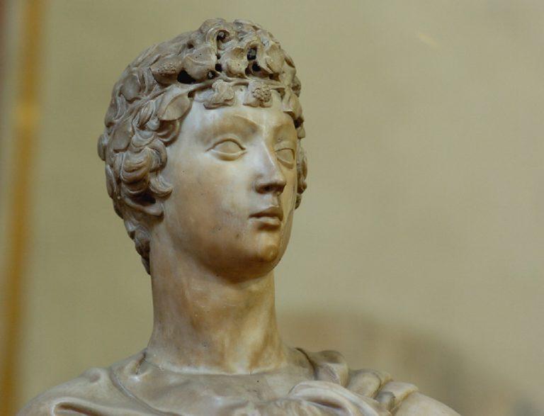 Давид. Фрагмент. 1408–1409