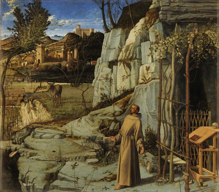 Экстаз святого Франциска. 1475–1480