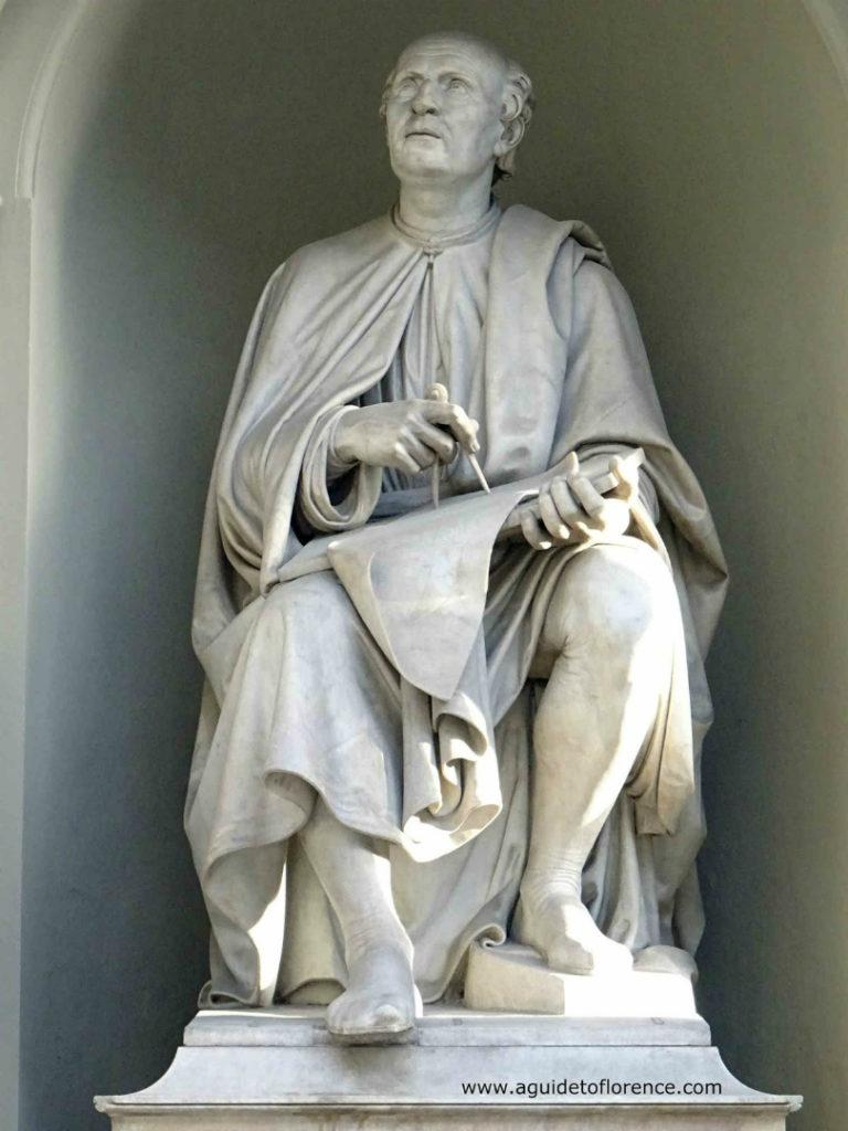Филиппо Брунеллески. Ок. 1838