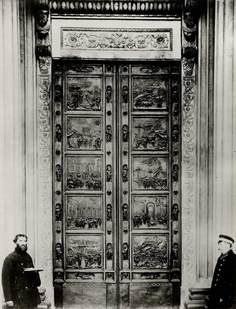 Флорентийские врата. XIX в.