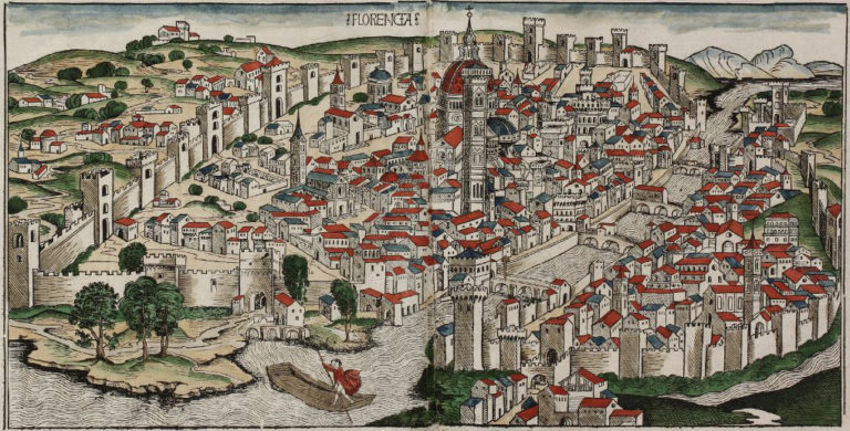 Флоренция. 1493