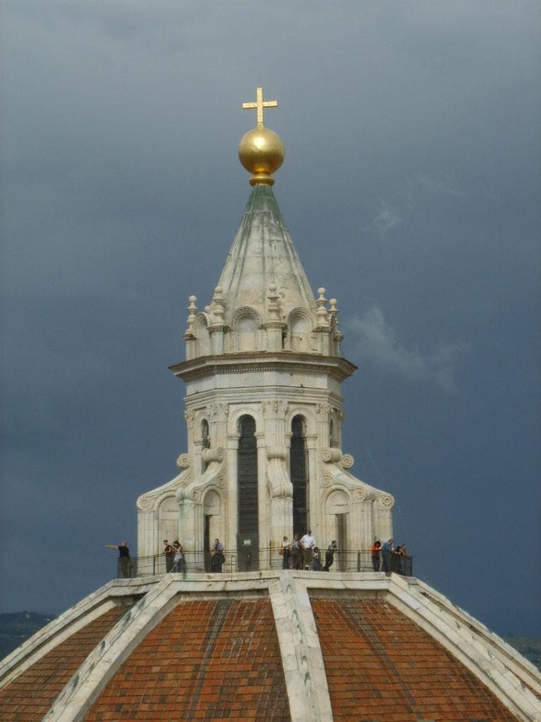 Фонарь собора Санта Мария дель Фьоре. 1446–1471