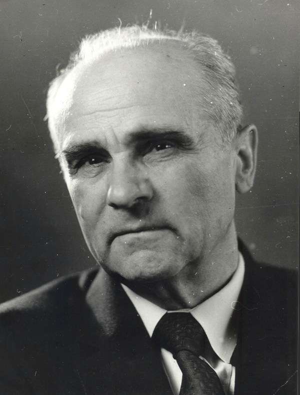 Григорий Никонович Логвин (1910–2001)