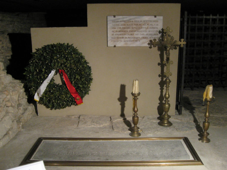 Гробница Филиппо Брунеллески