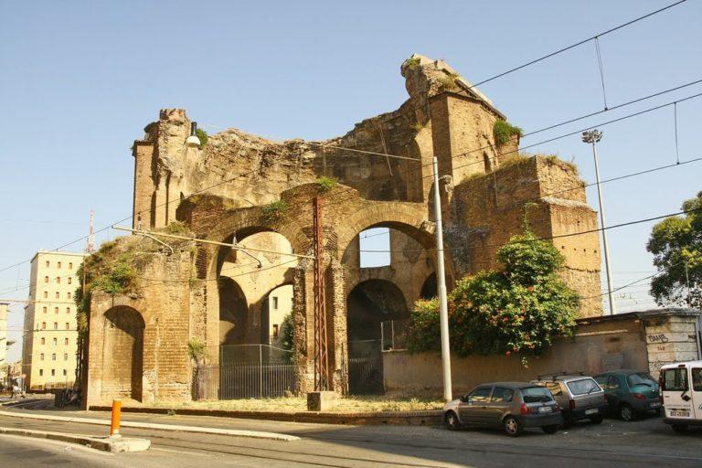 Храм Минервы Медики. IV в. Рим