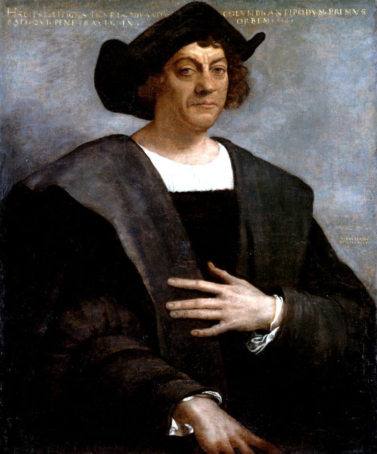 Христофор Колумб. 1519