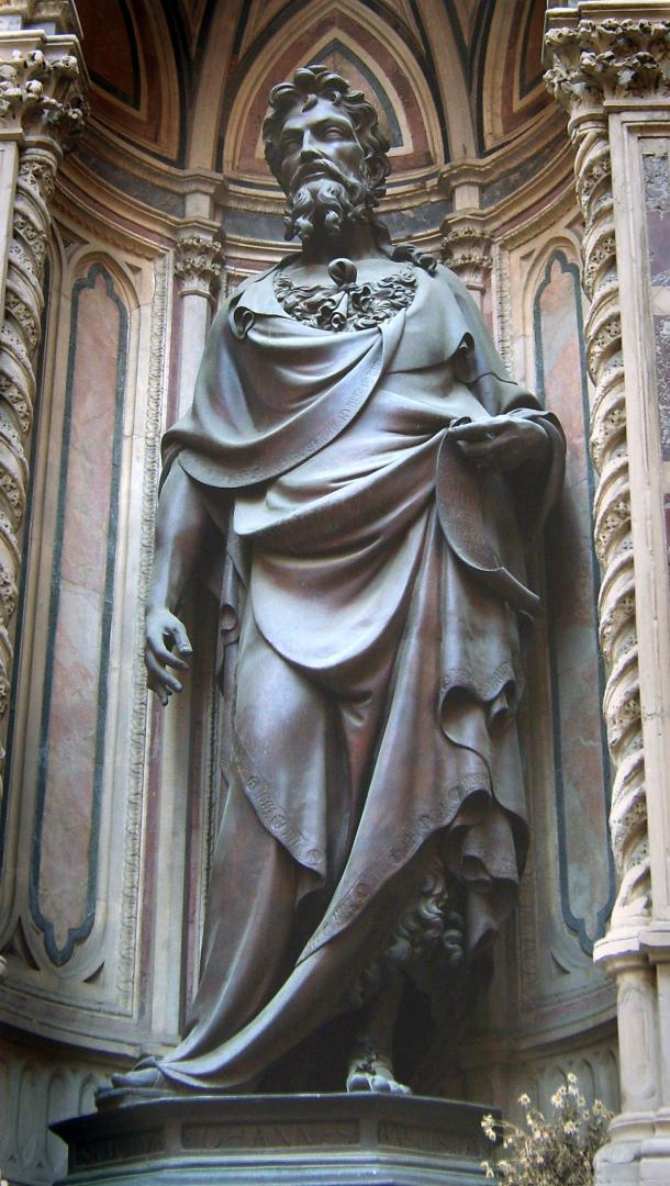 Иоанн Креститель. 1412–1416