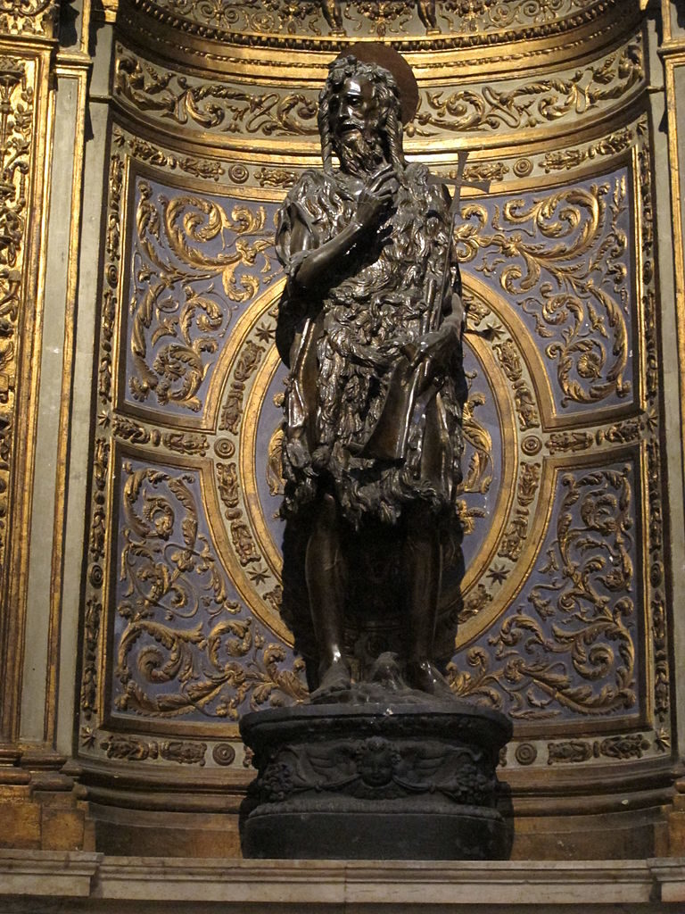 Иоанн Креститель. 1455–1457