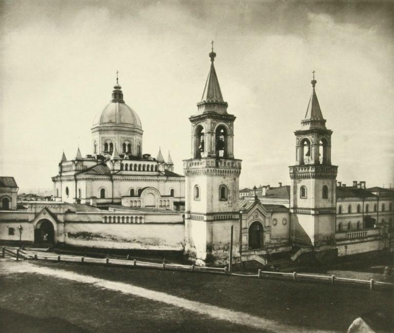 Иоанно-Предтеченский монастырь. 1860–1879