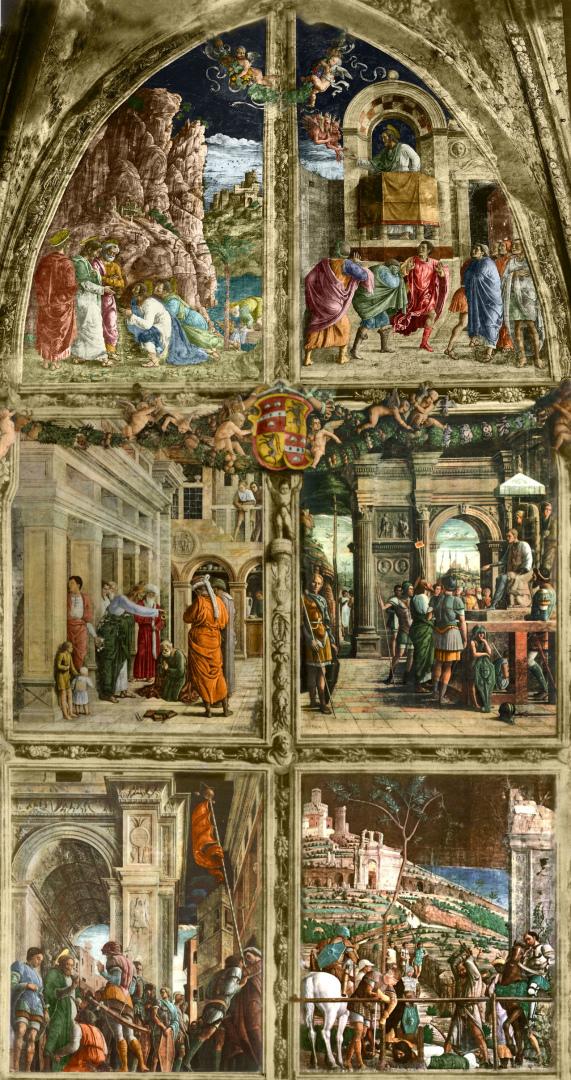 История св. Иакова. 1448–1456
