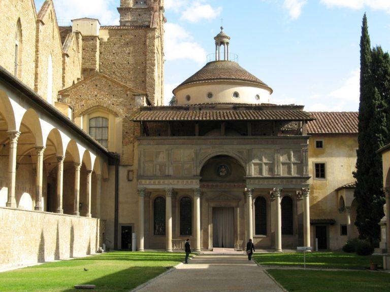 Капелла Пацци. 1429–1478