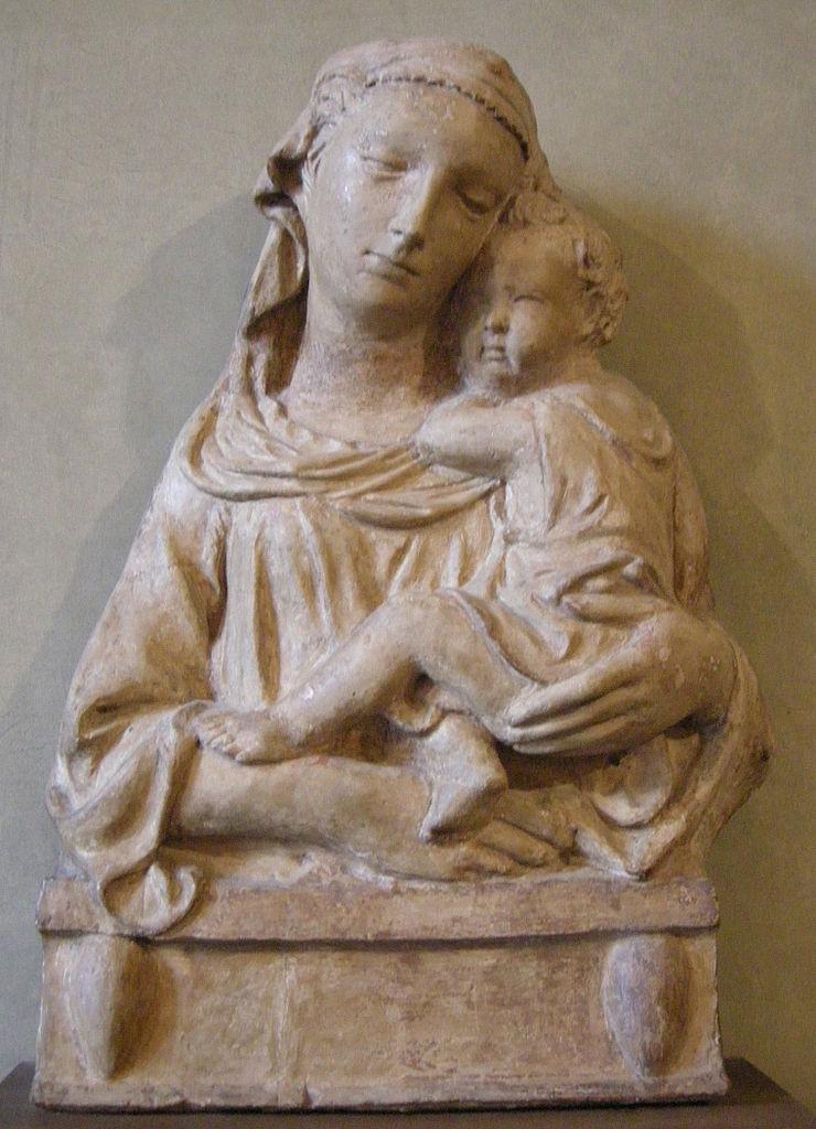 Мадонна с Младенцем. 1402–1405