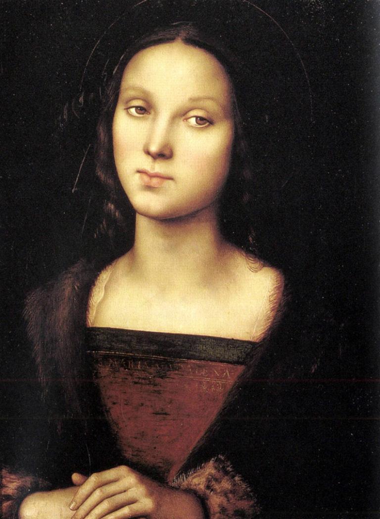 Мария Магдалина. Ок. 1500
