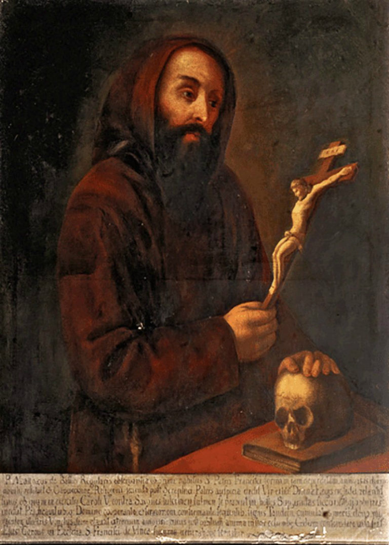 Маттео Басси, основатель ордена капуцинов. XVI в.