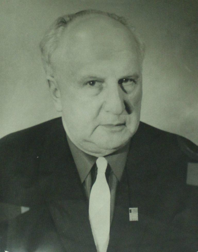 Михаил Константинович Каргер (1903–1976)