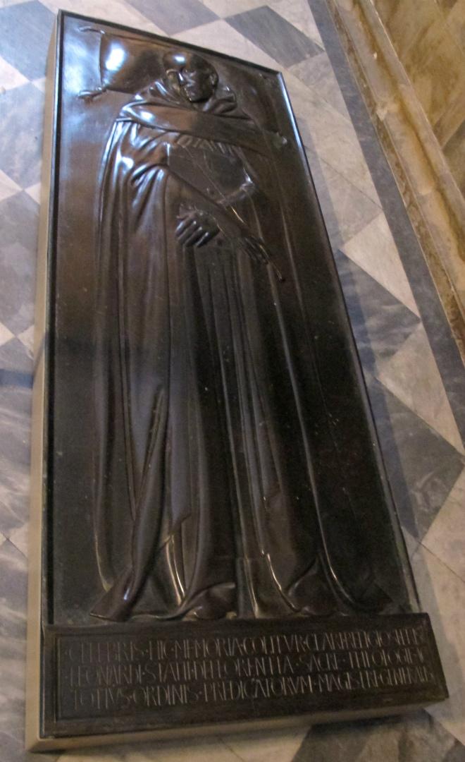 Надгробие Леонардо Дати. 1423–1427