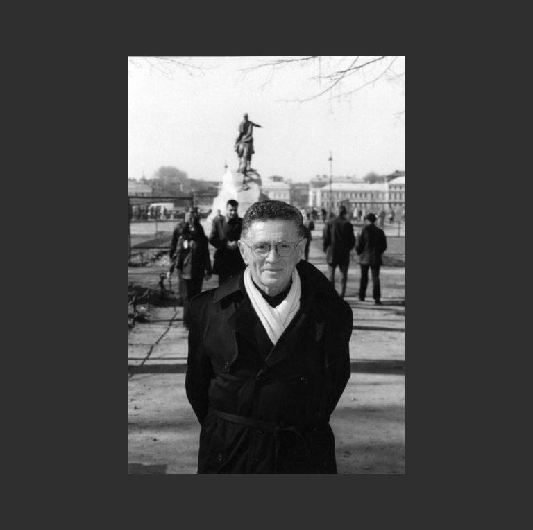 Омри Ронен (1937–2012)