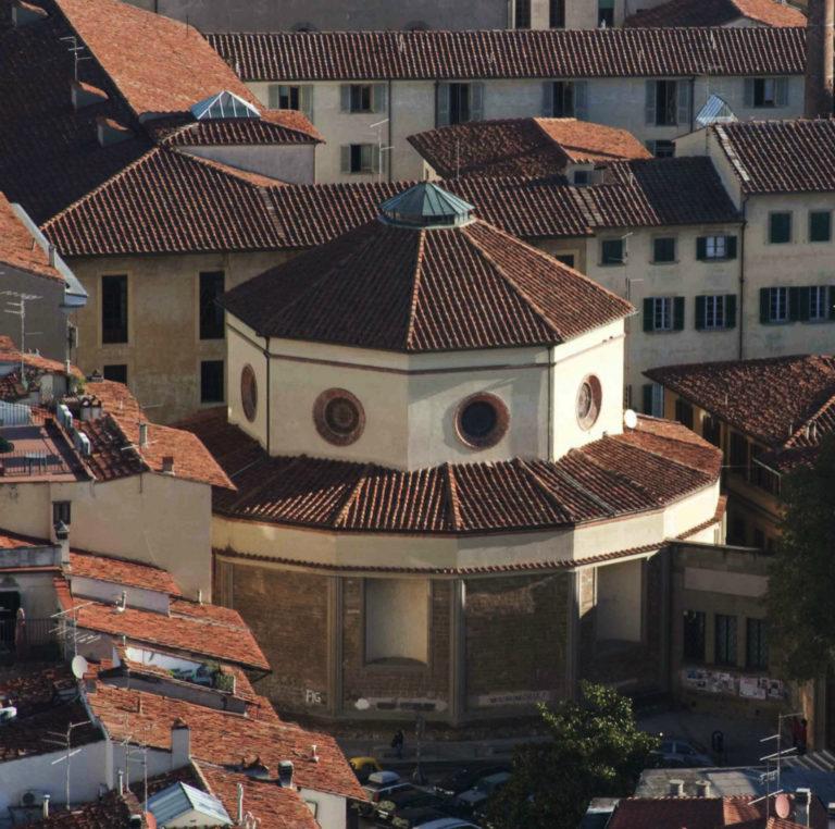 Ораторий церкви Санта Мария дельи Анджели. 1434–1937