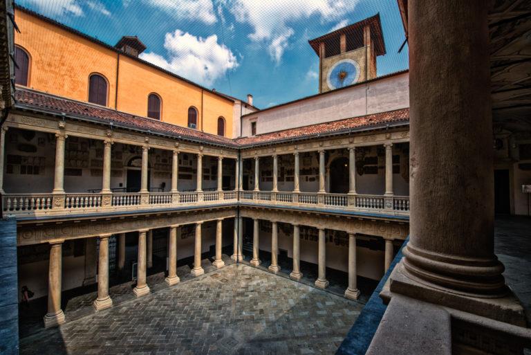 Палаццо дель Бо, в котором с 1493 года располагается Падуанский университет
