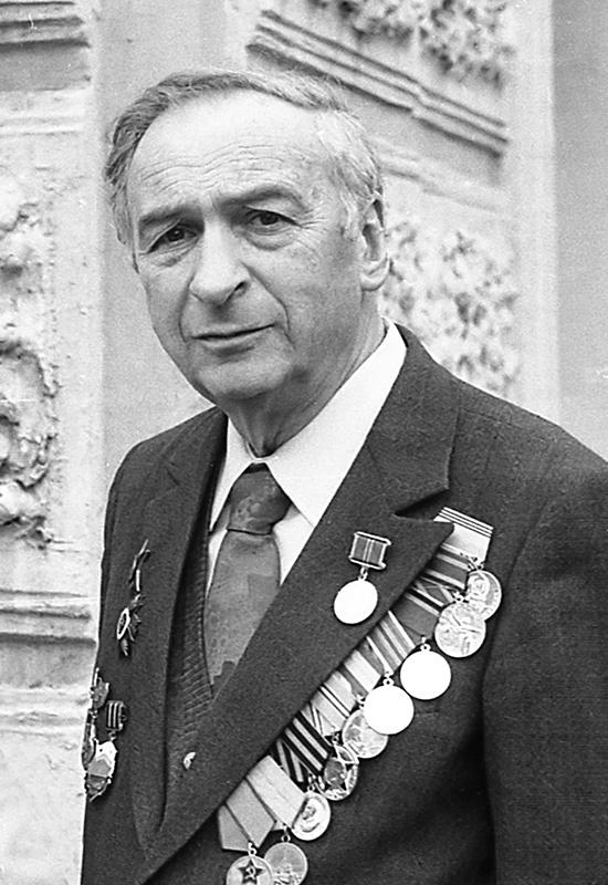 Павел Александрович Раппопорт (1913–1988). 1983