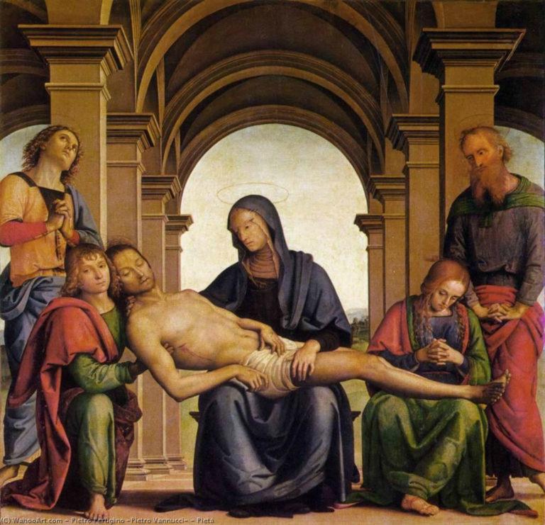 Пьета. 1494–1495