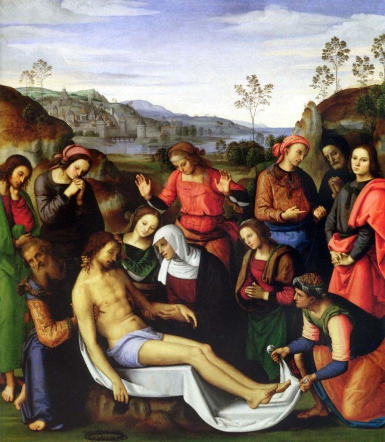 Пьета. 1495