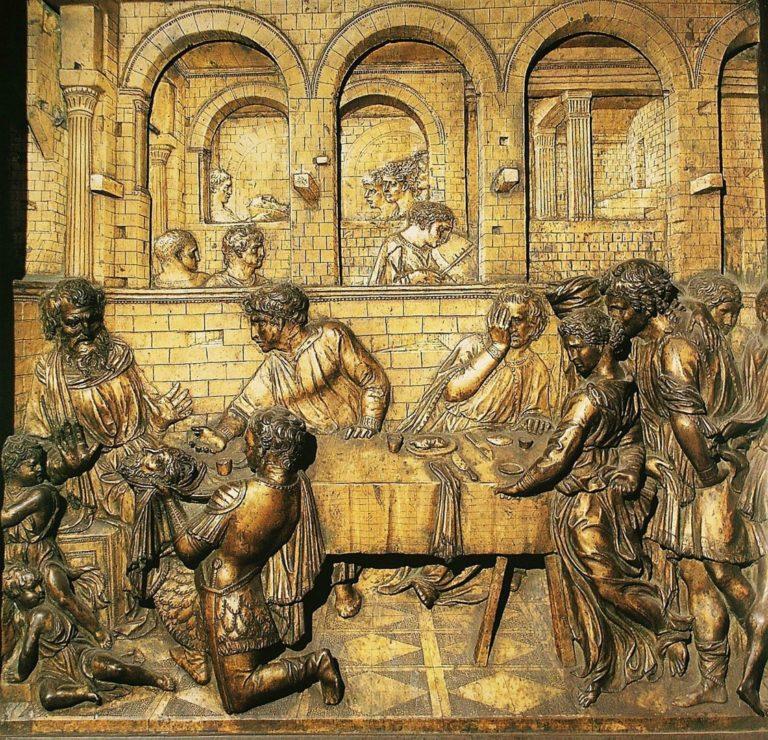 Пир Ирода. 1423–1427