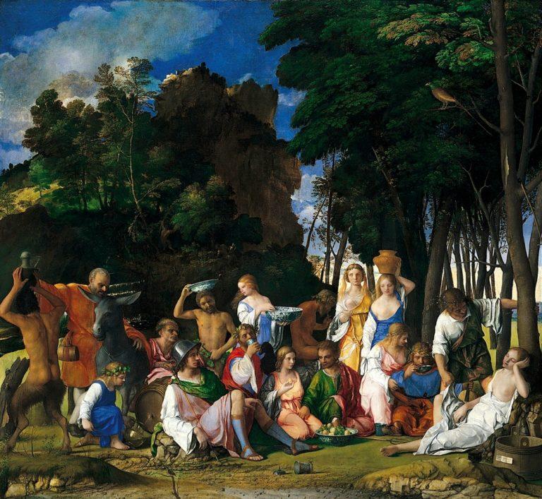 Пиршество богов. 1514