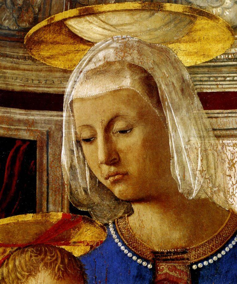 Полиптих святого Антония. Фрагмент. 1460–1470