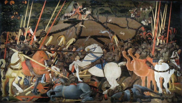 Поражение Бернардино делла Карда. 1456–1460