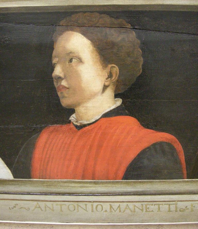 Портрет Антонио Манетти. 1490–1550