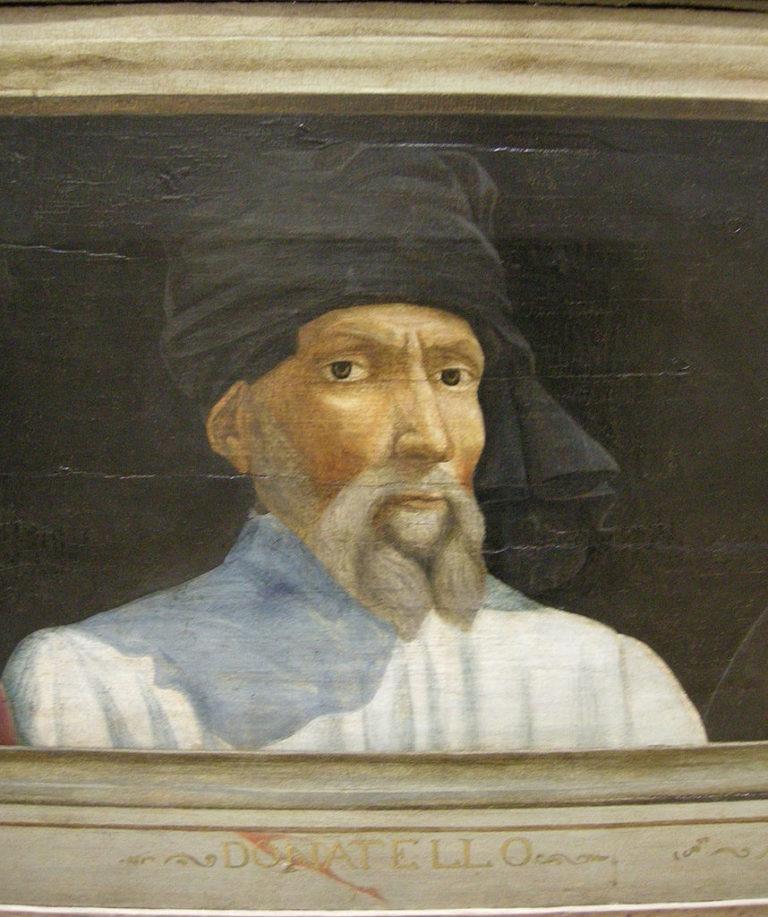 Портрет Донателло. 1490–1550