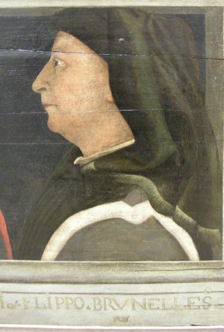 Портрет Филиппо Брунеллески. 1490–1550
