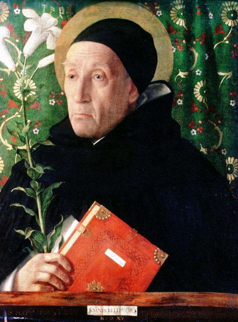 Портрет Фра Теодоро да Урбино. 1515