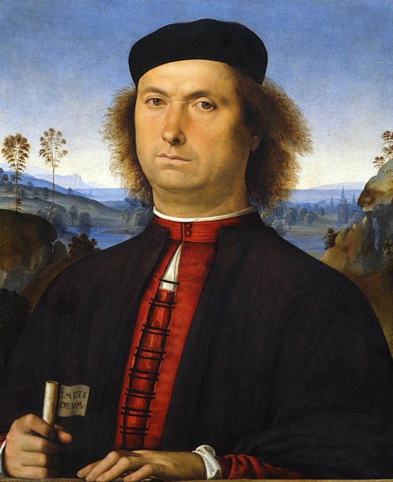 Портрет Франческо делле Опере. 1494