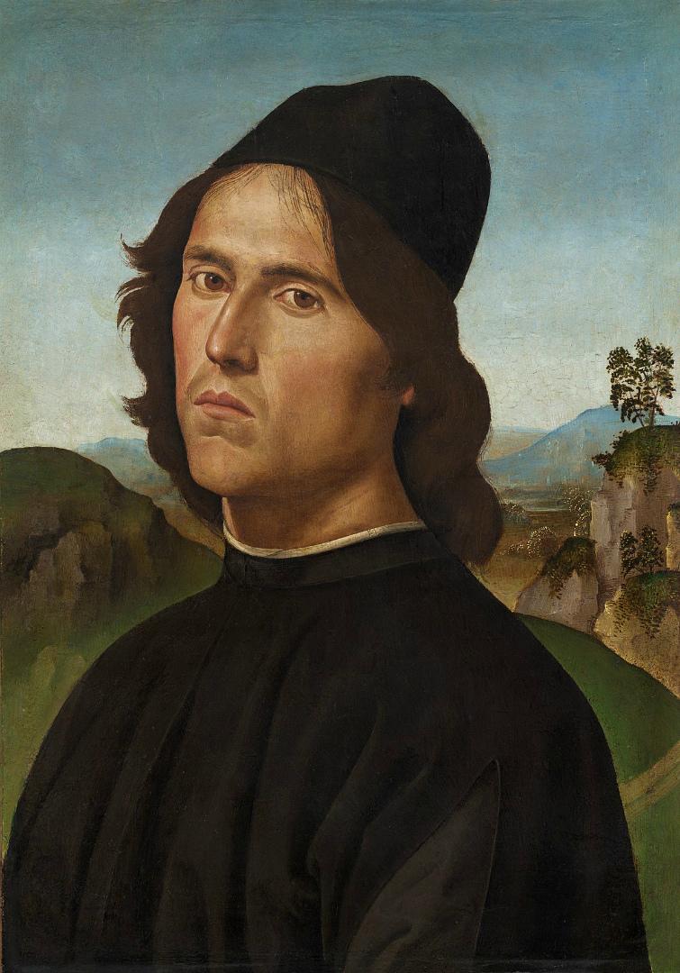 Портрет Лоренцо ди Креди. 1488