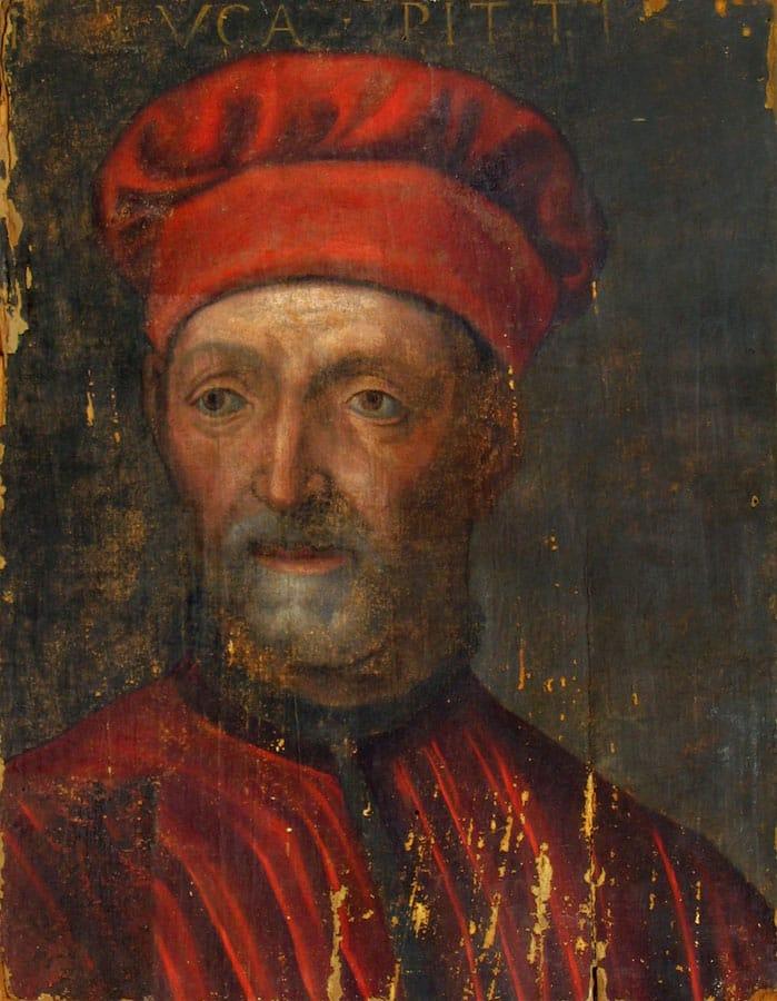 Портрет Луки Питти. II пол. XVI в.