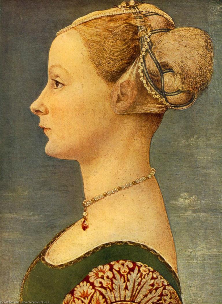 Портрет девушки. Ок. 1460