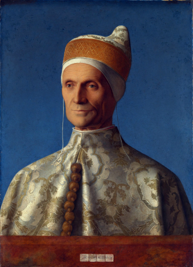 Портрет дожа Леонардо Лоредано. 1501