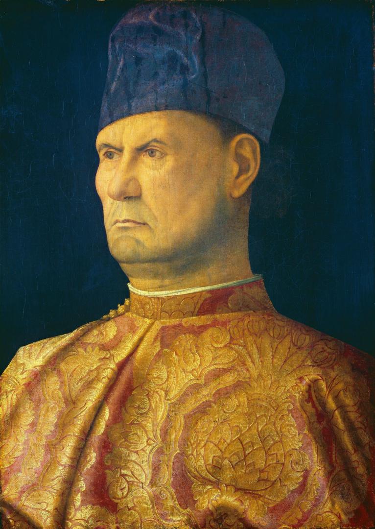 Портрет кондотьера. 1475–1480