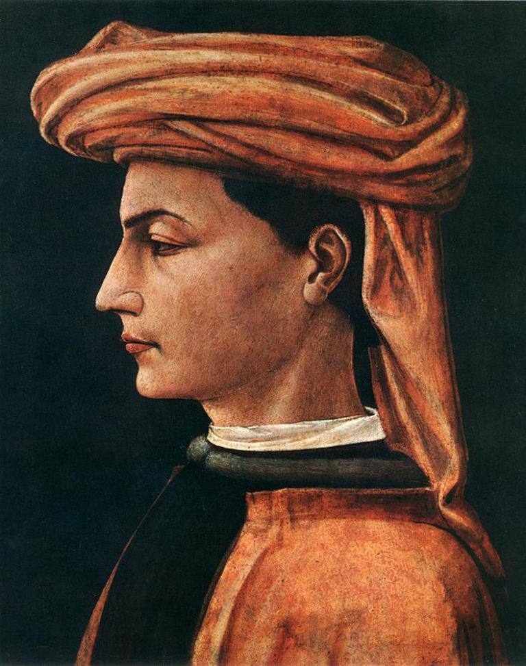 Портрет юноши. 1430-е