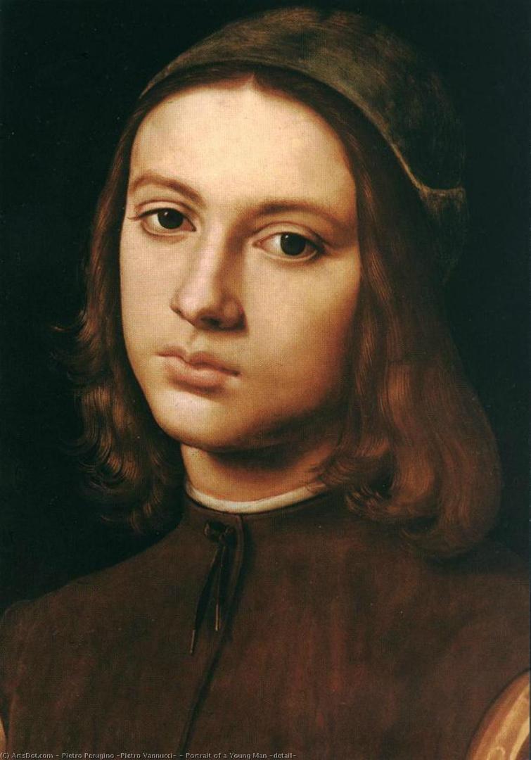 Портрет юноши. Ок. 1480–1495