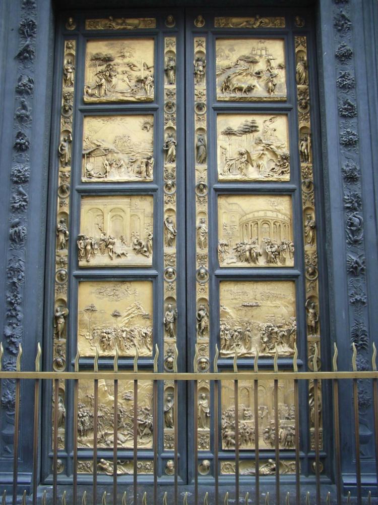 Райские врата. 1403–1424