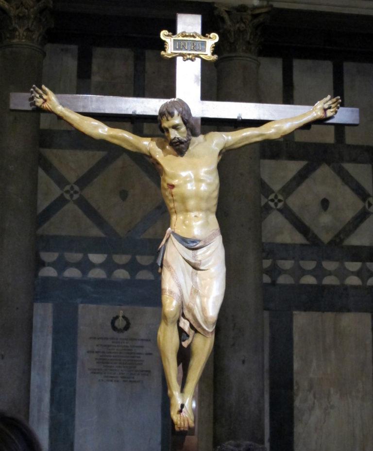 Распятие. 1406–1408