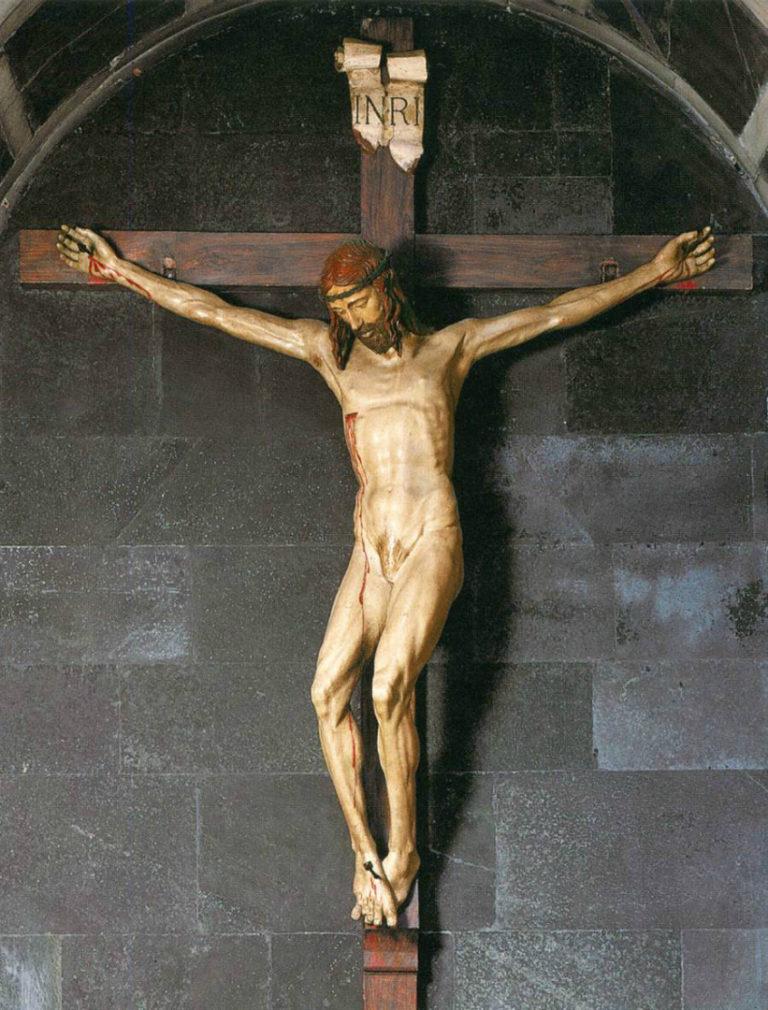Распятие. 1410–1415