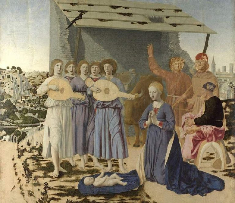 Рождество. 1470–1475
