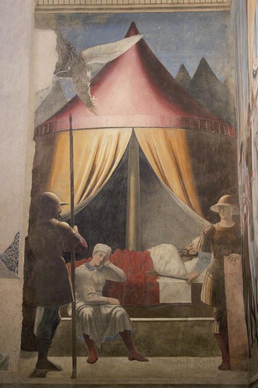 Сон Константина. 1452–1466