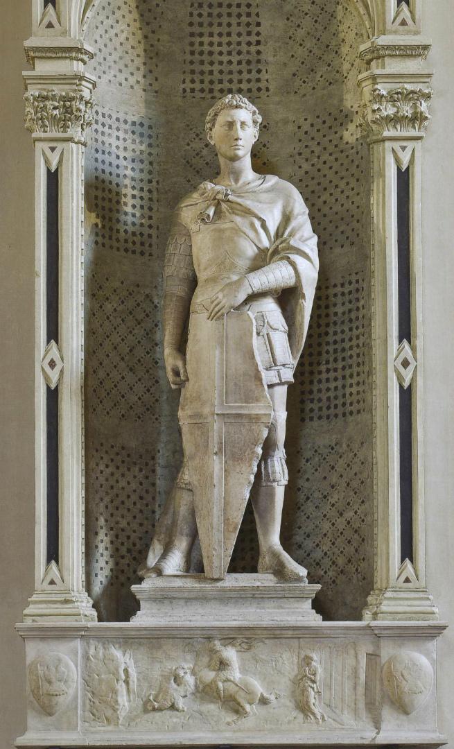 Святой Георгий. 1415–1417