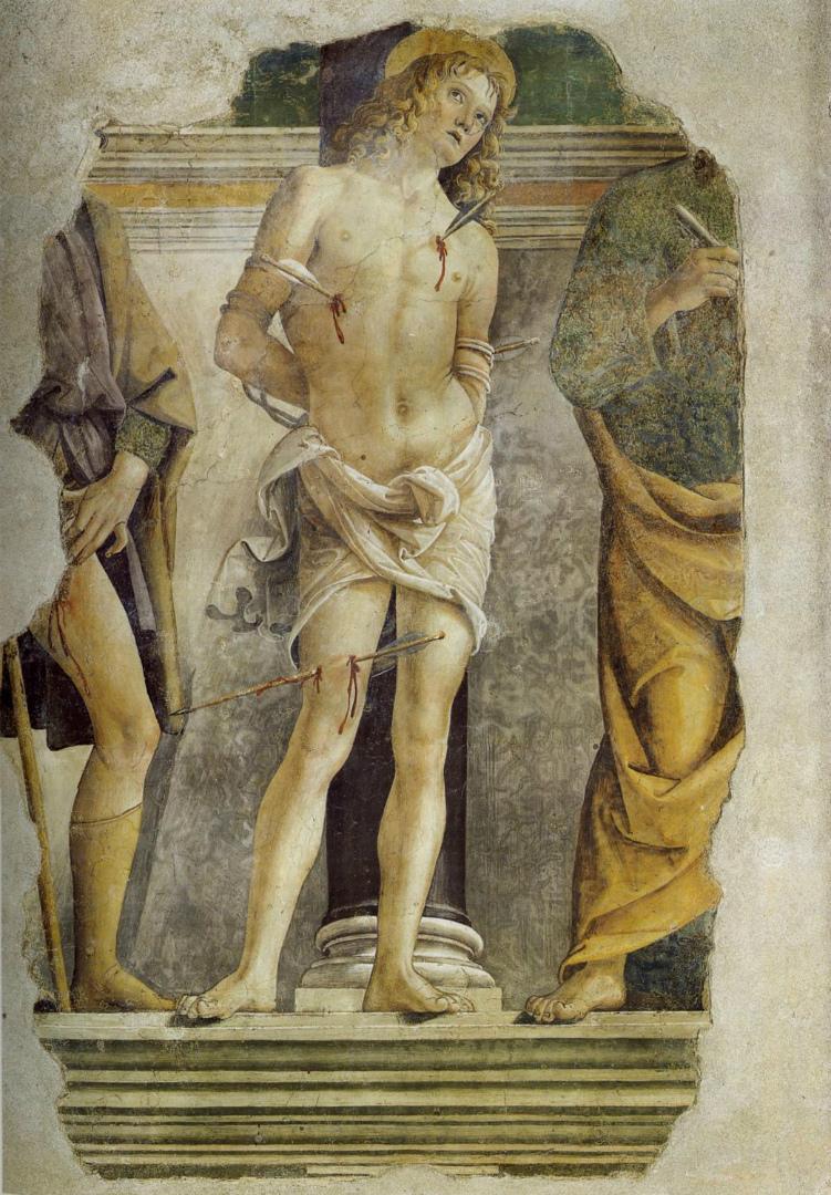 Святой Себастьян. 1478