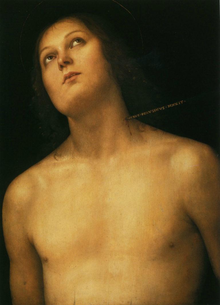 Святой Себастьян. 1493–1494